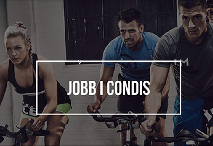 Jobb i Condis, Sommer vikar Les Mills/Cycling