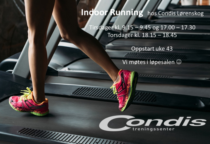 Indoor Running