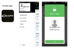 Bruk mobiltelefonen din som medlemskort/inngang hos Condis Lørenskog og Triaden
