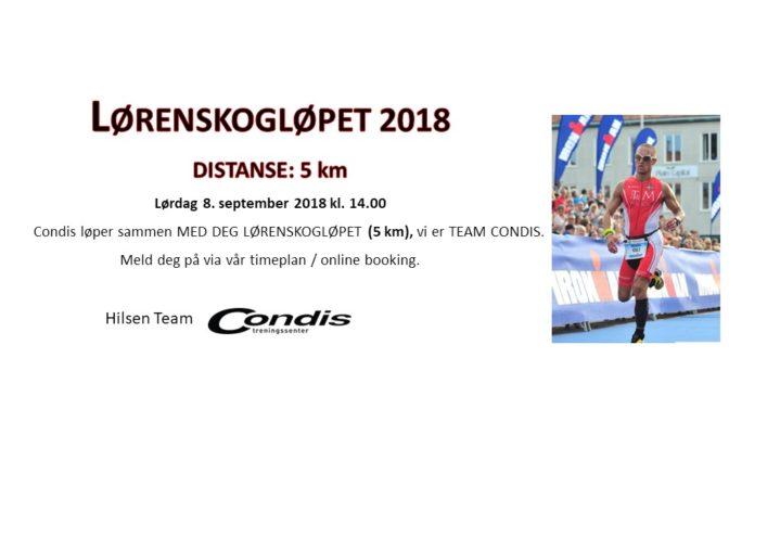 Lørenskogløpet 2018
