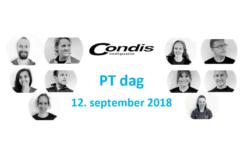 PT dag 12. september 2018