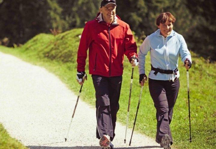 Intensiv Teknikk kurs i Nordic walking / stavgang
